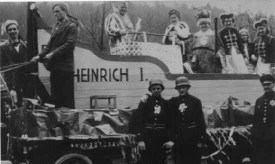 Prinz  Heinrich I. mit Narrenschiff_1950
