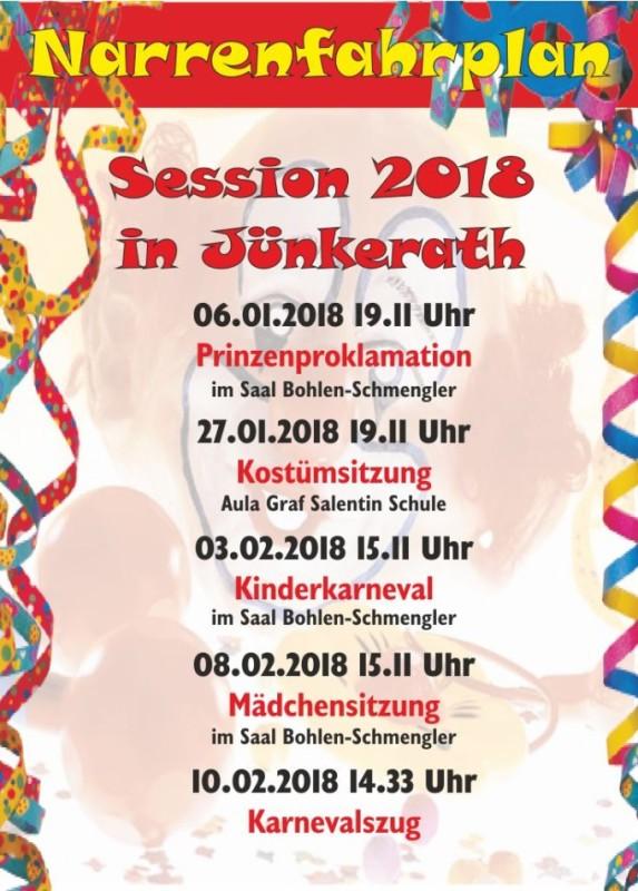 Flyer Session 2018
