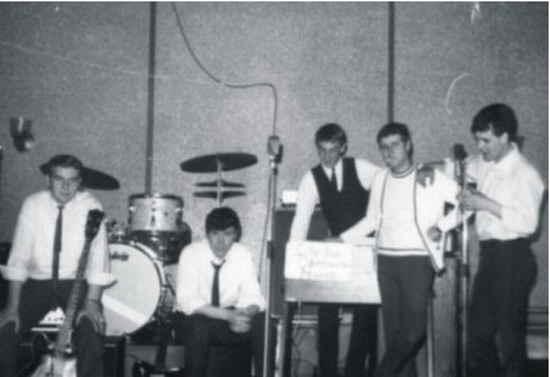Musikgruppe Cavern Beat