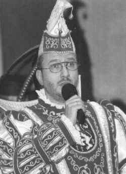 Prinz Hilmar I.  Karnevalsverein Kylltalnarren Jünkerath 1980 e.V.