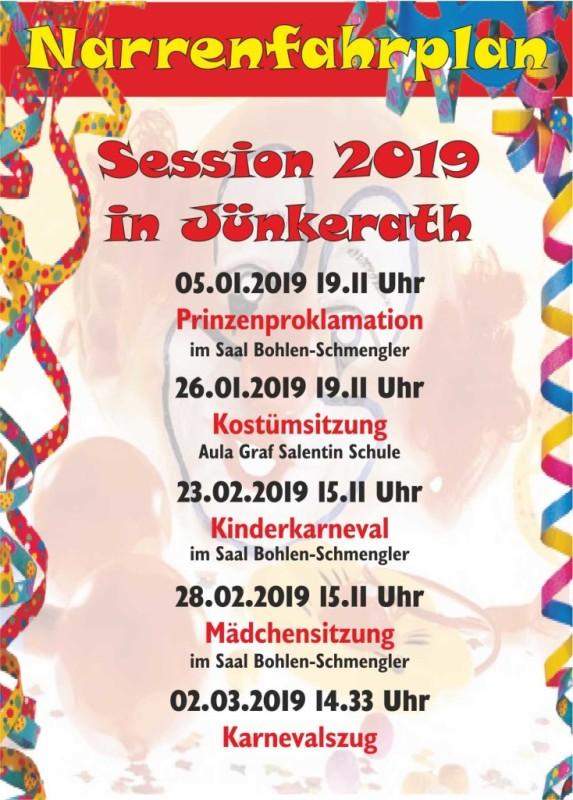 Flyer Session 2019